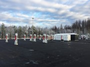 Foto 6 del punto Supercharger Rygge, Norway