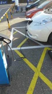 Foto 2 del punto ITV Porriño (Bluemobility)