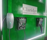 Foto 6 del punto Hotel Claridge (Tesla DC)