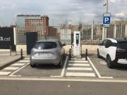Foto 2 del punto Electrolinera AMB 03 - carrer de la TV3 - Sant Joan Despí