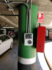 Foto 2 del punto Parking Central