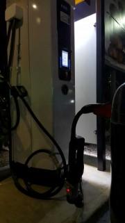 Foto 3 del punto IBIL - Gasolinera Repsol Las Villas Valladolid