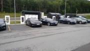 Foto 2 del punto Tesla Superladerstasjon, Dombås