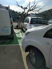 Foto 2 del punto Parking nucli de Beuda