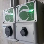 Foto 2 del punto Universitat Politècnica de València Campus ALCOI (Fenie 0370). Parking restringido.