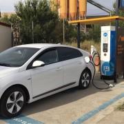 Foto 1 del punto IBIL - Gasolinera Repsol Palencia