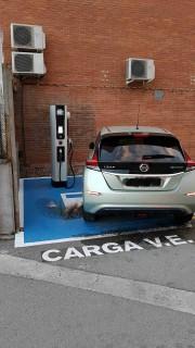 Foto 1 del punto Nissan Talleres Santi Enrique