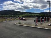 Foto 1 del punto Supercharger Vinstra, Norway