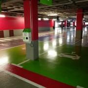 Foto 2 del punto Centro comercial valsur interior (recargavyp)
