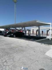 Foto 18 del punto Tesla Supercharger El Paraíso - Granada