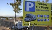 Foto 2 del punto Parking caravanas Almerimar