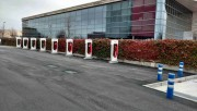 Foto 8 del punto Tesla Supercharger Madrid