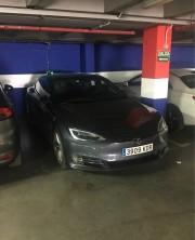 Foto 9 del punto Parking La Marina de València - Veles e Vents
