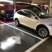 Foto 5 del punto Wallbox recharging solution más 3 destination charger de Tesla