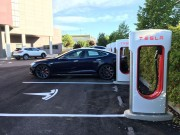 Foto 4 del punto Tesla Supercharger Madrid