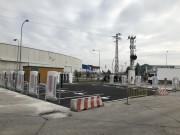 Foto 10 del punto Tesla Supercharger Guarromán