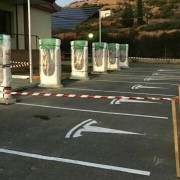Foto 29 del punto Supercargador Tesla Ariza