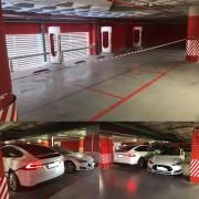 Foto 6 del punto Tesla Supercharger Fuengirola
