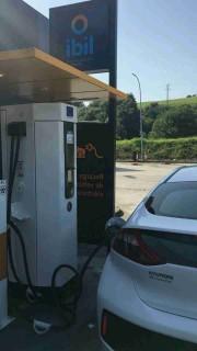Foto 2 del punto IBIL - Gasolinera Repsol La Pausa. Bárcena de Cicero