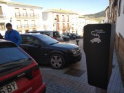 Foto 2 del punto Cargador Plaza Andalucía, Cañete la Real.